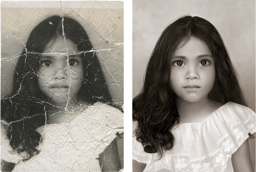 Vinod-Photo-Restoration-Before-After